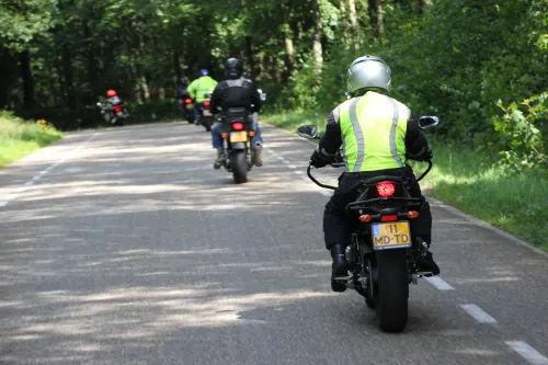 Motorrijbewijspoint Overijssel motor lesplan