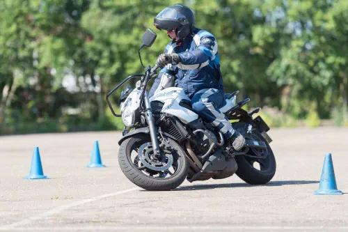 Motorrijbewijspoint Overijssel motor rijtest