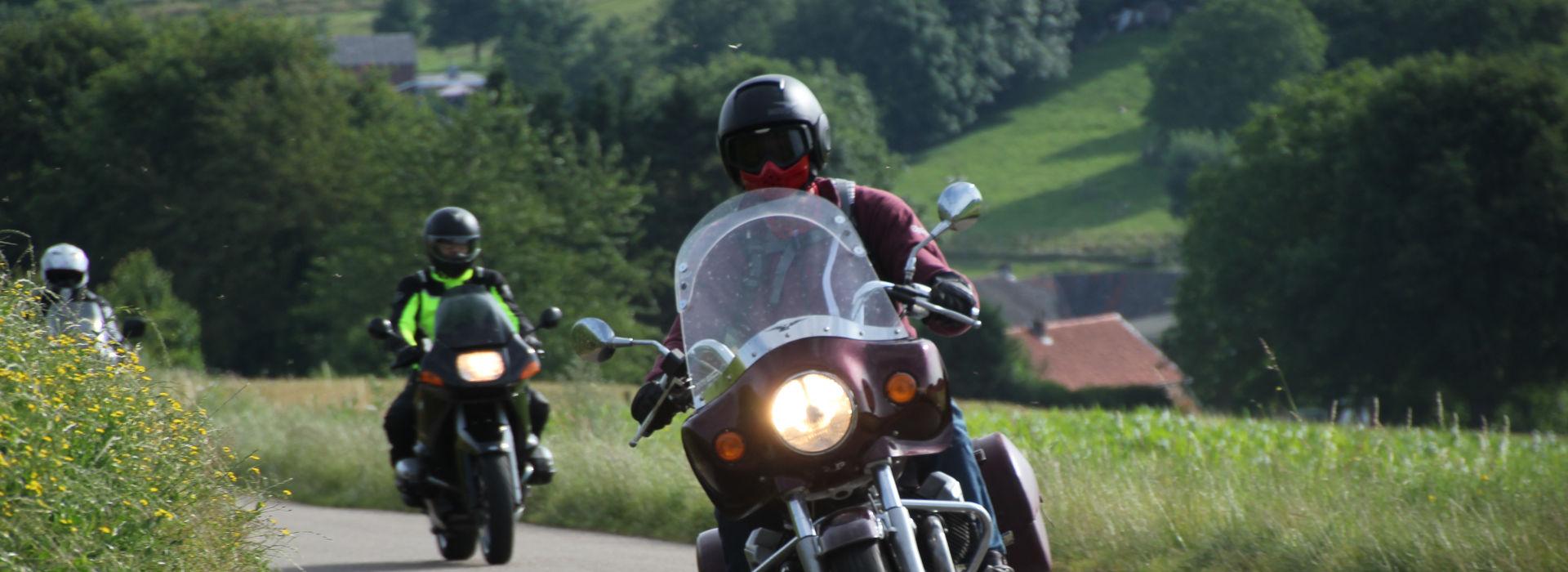 Motorrijbewijspoint Overijssel motorexamens AVB en AVD