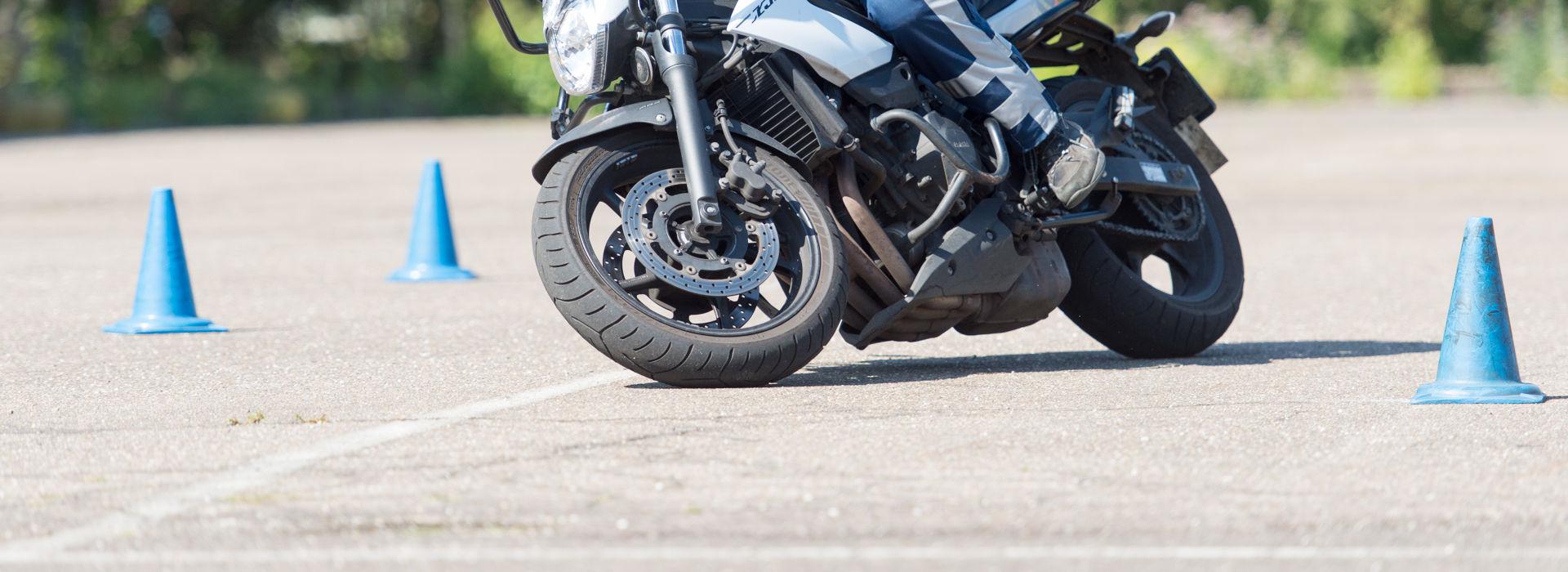 Motorrijbewijspoint Overijssel rijtest